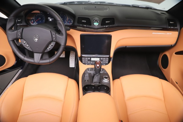 New 2019 Maserati GranTurismo Sport Convertible for sale $172,060 at Pagani of Greenwich in Greenwich CT 06830 22