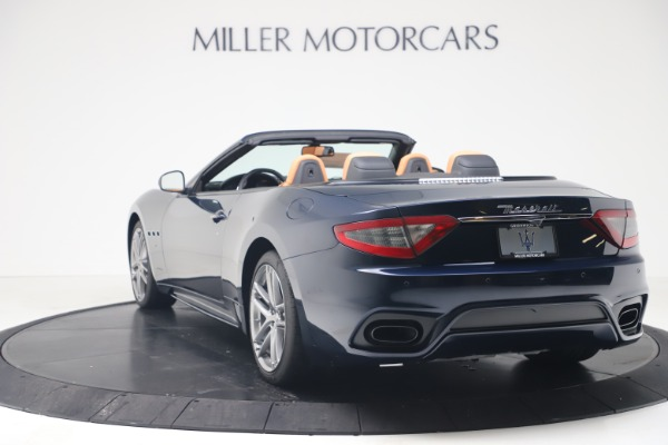 New 2019 Maserati GranTurismo Sport Convertible for sale $172,060 at Pagani of Greenwich in Greenwich CT 06830 5