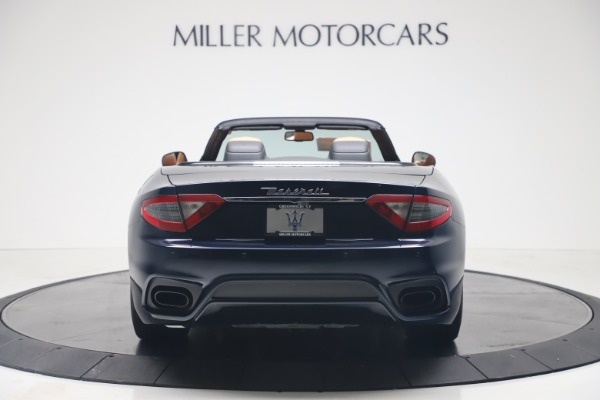 New 2019 Maserati GranTurismo Sport Convertible for sale $172,060 at Pagani of Greenwich in Greenwich CT 06830 6