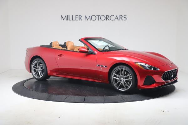 New 2019 Maserati GranTurismo Sport Convertible for sale Sold at Pagani of Greenwich in Greenwich CT 06830 10