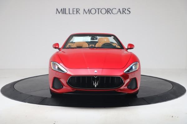 New 2019 Maserati GranTurismo Sport Convertible for sale Sold at Pagani of Greenwich in Greenwich CT 06830 12