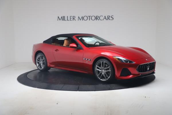 New 2019 Maserati GranTurismo Sport Convertible for sale Sold at Pagani of Greenwich in Greenwich CT 06830 18