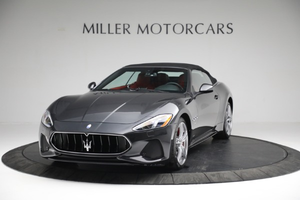 New 2019 Maserati GranTurismo Sport Convertible for sale Sold at Pagani of Greenwich in Greenwich CT 06830 12