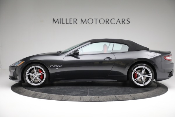 New 2019 Maserati GranTurismo Sport Convertible for sale Sold at Pagani of Greenwich in Greenwich CT 06830 14