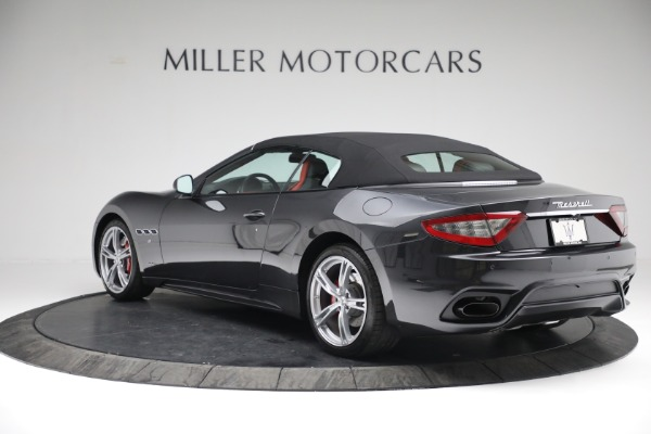 New 2019 Maserati GranTurismo Sport Convertible for sale Sold at Pagani of Greenwich in Greenwich CT 06830 15