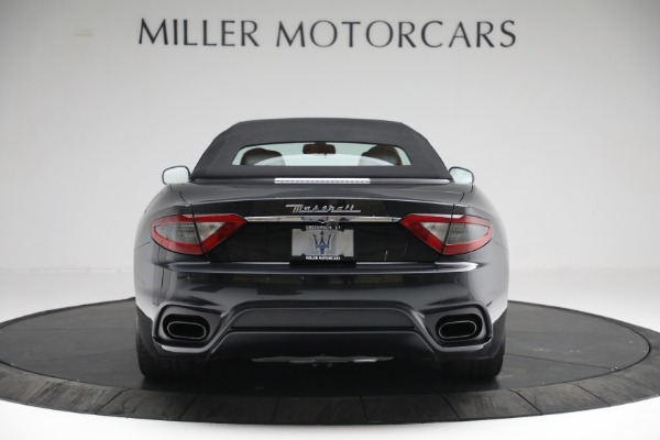 New 2019 Maserati GranTurismo Sport Convertible for sale Sold at Pagani of Greenwich in Greenwich CT 06830 16