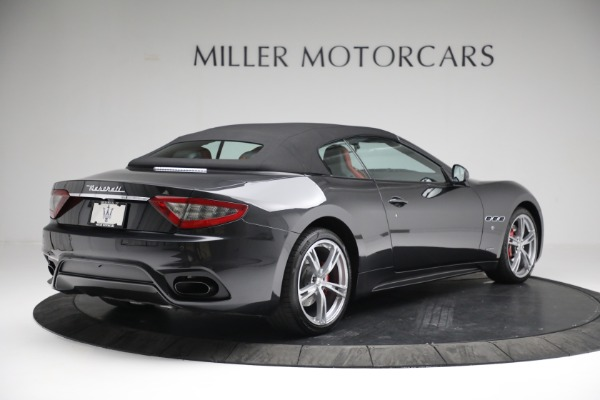 New 2019 Maserati GranTurismo Sport Convertible for sale Sold at Pagani of Greenwich in Greenwich CT 06830 18