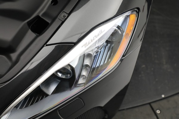 New 2019 Maserati GranTurismo Sport Convertible for sale Sold at Pagani of Greenwich in Greenwich CT 06830 26