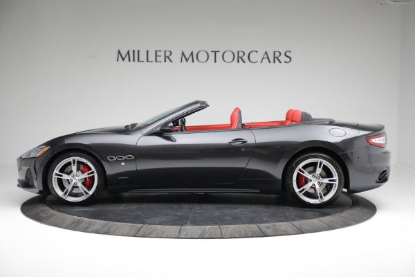 New 2019 Maserati GranTurismo Sport Convertible for sale Sold at Pagani of Greenwich in Greenwich CT 06830 3