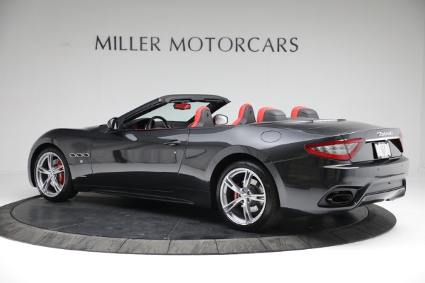 New 2019 Maserati GranTurismo Sport Convertible for sale Sold at Pagani of Greenwich in Greenwich CT 06830 4