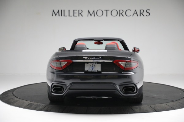 New 2019 Maserati GranTurismo Sport Convertible for sale Sold at Pagani of Greenwich in Greenwich CT 06830 5
