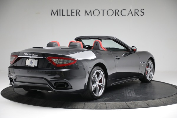 New 2019 Maserati GranTurismo Sport Convertible for sale Sold at Pagani of Greenwich in Greenwich CT 06830 6