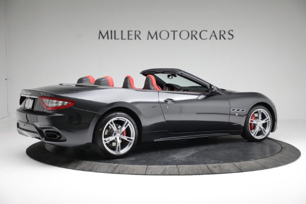 New 2019 Maserati GranTurismo Sport Convertible for sale Sold at Pagani of Greenwich in Greenwich CT 06830 7