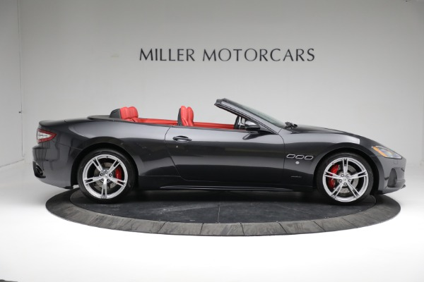 New 2019 Maserati GranTurismo Sport Convertible for sale Sold at Pagani of Greenwich in Greenwich CT 06830 8
