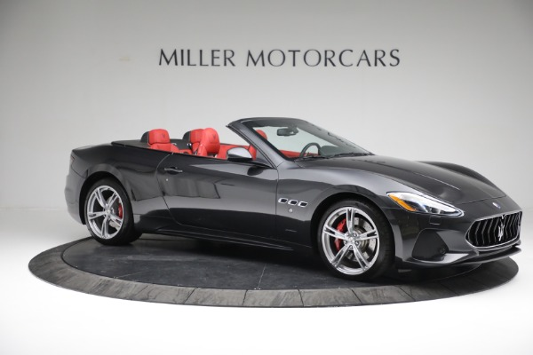New 2019 Maserati GranTurismo Sport Convertible for sale Sold at Pagani of Greenwich in Greenwich CT 06830 9