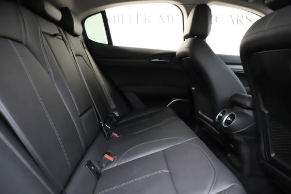 New 2019 Alfa Romeo Stelvio Q4 for sale Sold at Pagani of Greenwich in Greenwich CT 06830 27