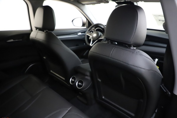 New 2019 Alfa Romeo Stelvio Q4 for sale Sold at Pagani of Greenwich in Greenwich CT 06830 28