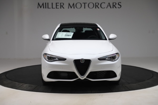 New 2019 Alfa Romeo Giulia Ti Sport Q4 for sale $54,540 at Pagani of Greenwich in Greenwich CT 06830 12