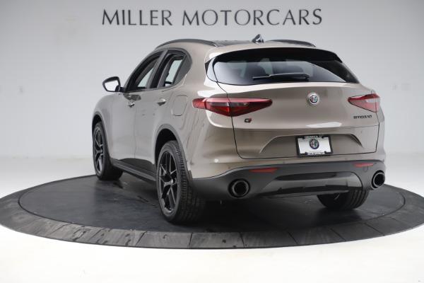 New 2019 Alfa Romeo Stelvio Q4 for sale Sold at Pagani of Greenwich in Greenwich CT 06830 5