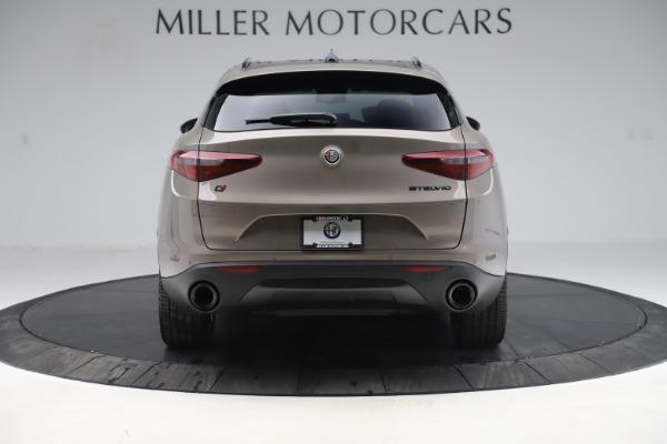 New 2019 Alfa Romeo Stelvio Q4 for sale Sold at Pagani of Greenwich in Greenwich CT 06830 6