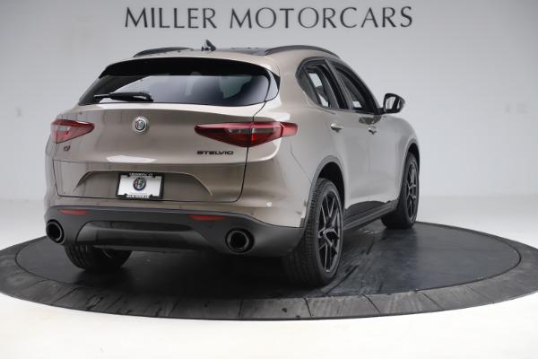 New 2019 Alfa Romeo Stelvio Q4 for sale Sold at Pagani of Greenwich in Greenwich CT 06830 7