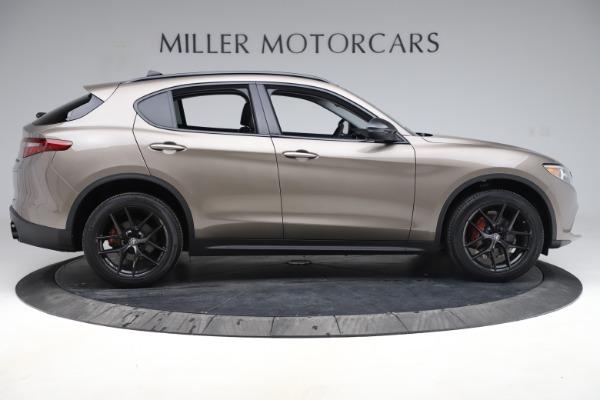 New 2019 Alfa Romeo Stelvio Q4 for sale Sold at Pagani of Greenwich in Greenwich CT 06830 9