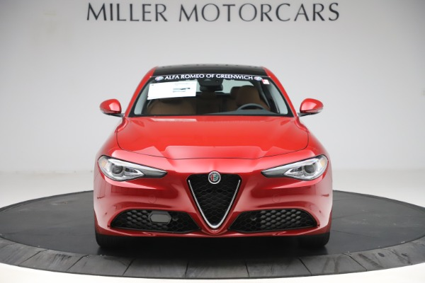 New 2019 Alfa Romeo Giulia Ti Lusso Q4 for sale $47,290 at Pagani of Greenwich in Greenwich CT 06830 12