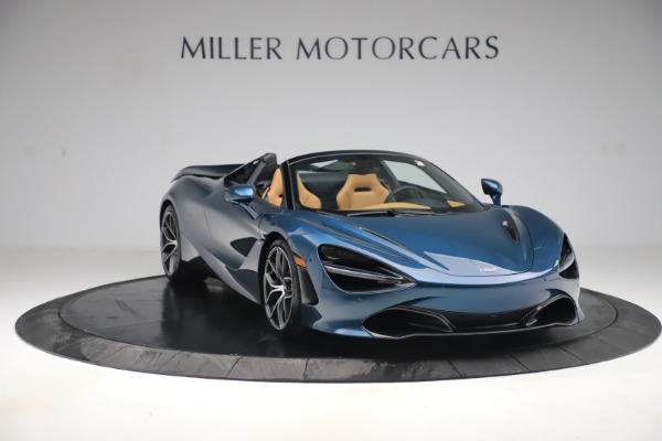 New 2020 McLaren 720S Spider Luxury for sale $380,835 at Pagani of Greenwich in Greenwich CT 06830 10