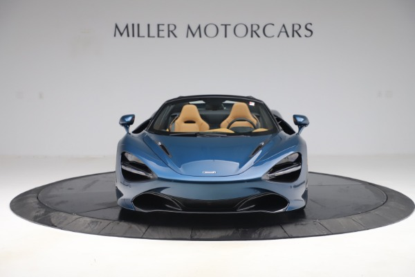 New 2020 McLaren 720S Spider Luxury for sale $380,835 at Pagani of Greenwich in Greenwich CT 06830 11