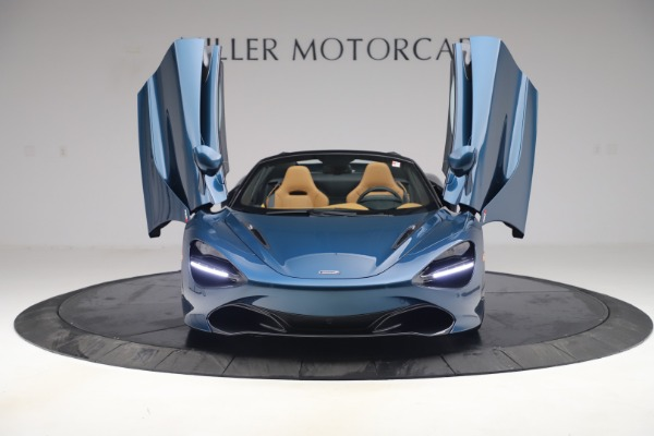 New 2020 McLaren 720S Spider Luxury for sale $380,835 at Pagani of Greenwich in Greenwich CT 06830 12