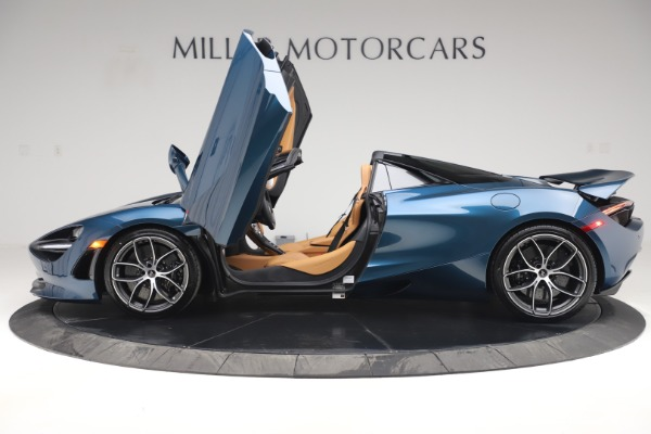 New 2020 McLaren 720S Spider Luxury for sale $380,835 at Pagani of Greenwich in Greenwich CT 06830 14