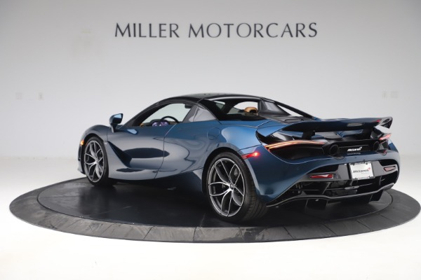 New 2020 McLaren 720S Spider Luxury for sale $380,835 at Pagani of Greenwich in Greenwich CT 06830 16