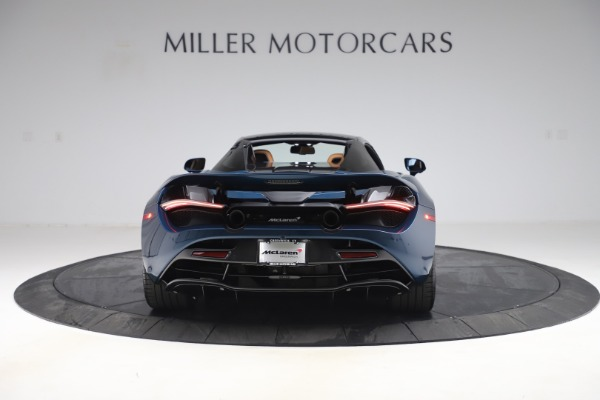 New 2020 McLaren 720S Spider Luxury for sale $380,835 at Pagani of Greenwich in Greenwich CT 06830 17