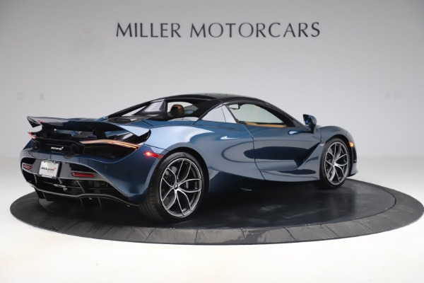 New 2020 McLaren 720S Spider Luxury for sale $380,835 at Pagani of Greenwich in Greenwich CT 06830 18