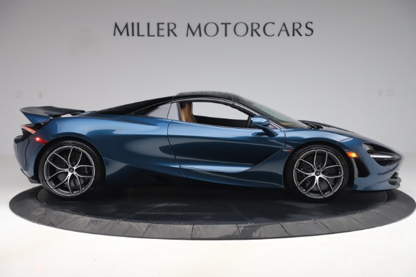 New 2020 McLaren 720S Spider Luxury for sale $380,835 at Pagani of Greenwich in Greenwich CT 06830 19