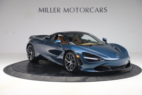 New 2020 McLaren 720S Spider Luxury for sale $380,835 at Pagani of Greenwich in Greenwich CT 06830 20