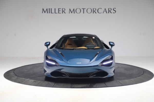 New 2020 McLaren 720S Spider Luxury for sale $380,835 at Pagani of Greenwich in Greenwich CT 06830 21