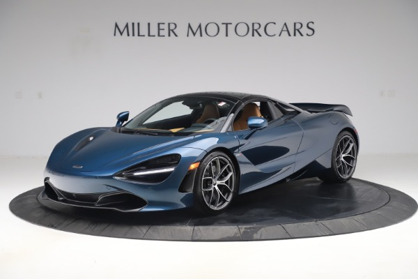 New 2020 McLaren 720S Spider Luxury for sale $380,835 at Pagani of Greenwich in Greenwich CT 06830 22