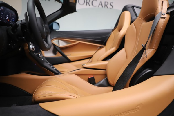 New 2020 McLaren 720S Spider Luxury for sale $380,835 at Pagani of Greenwich in Greenwich CT 06830 26