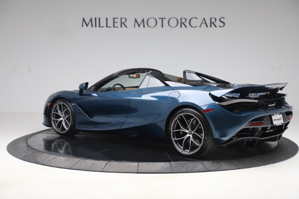 New 2020 McLaren 720S Spider Luxury for sale $380,835 at Pagani of Greenwich in Greenwich CT 06830 3