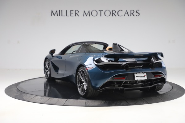New 2020 McLaren 720S Spider Luxury for sale $380,835 at Pagani of Greenwich in Greenwich CT 06830 4