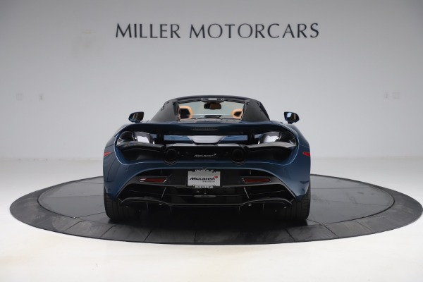 New 2020 McLaren 720S Spider Luxury for sale $380,835 at Pagani of Greenwich in Greenwich CT 06830 5