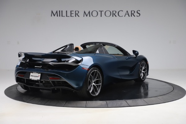New 2020 McLaren 720S Spider Luxury for sale $380,835 at Pagani of Greenwich in Greenwich CT 06830 6