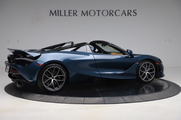New 2020 McLaren 720S Spider Luxury for sale $380,835 at Pagani of Greenwich in Greenwich CT 06830 7