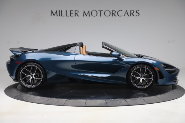 New 2020 McLaren 720S Spider Luxury for sale $380,835 at Pagani of Greenwich in Greenwich CT 06830 8