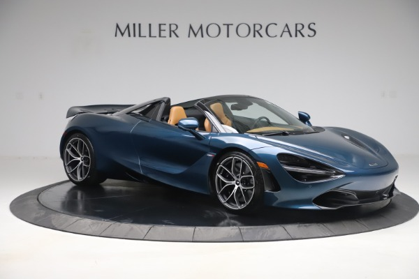New 2020 McLaren 720S Spider Luxury for sale $380,835 at Pagani of Greenwich in Greenwich CT 06830 9