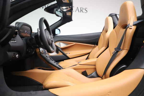 New 2020 McLaren 720S Spider Convertible for sale Sold at Pagani of Greenwich in Greenwich CT 06830 24