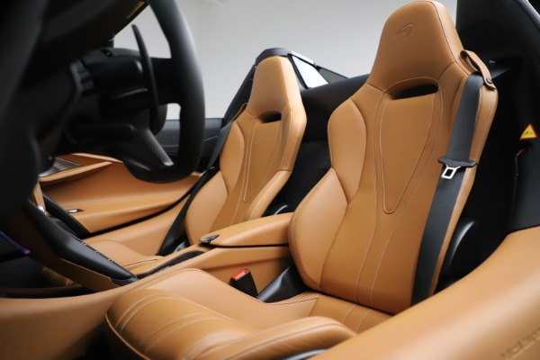 New 2020 McLaren 720S Spider Convertible for sale Sold at Pagani of Greenwich in Greenwich CT 06830 25