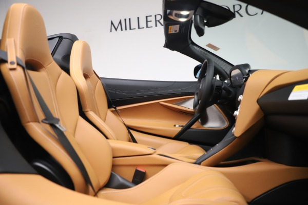 New 2020 McLaren 720S Spider Convertible for sale Sold at Pagani of Greenwich in Greenwich CT 06830 27