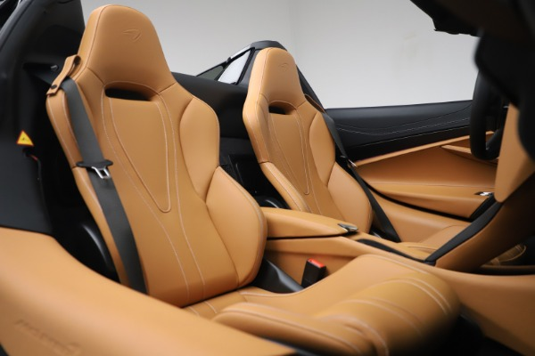 New 2020 McLaren 720S Spider Convertible for sale Sold at Pagani of Greenwich in Greenwich CT 06830 28